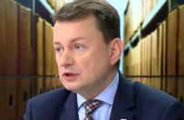 Mariusz B�aszczak: totalna opozycja u�ywa ulicy i zagranicy w walce z rz�dem
