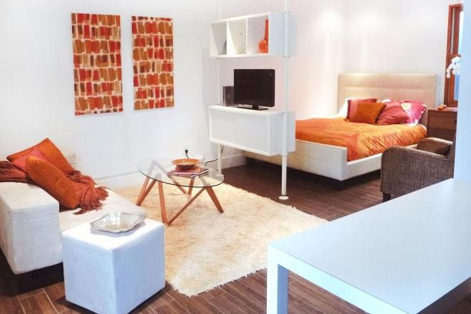 sypialnia w salonie czyli jak podzieli� pok243j wp dom