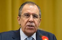 Siergiej �awrow wzywa do zawarcia nowego uk�adu przeciwko wojnie chemicznej Pa�stwa Islamskiego