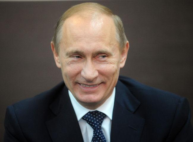 W�adimir Putin