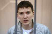 Sprawa Nadii Sawczenko. Adwokaci ukrai�skiej lotniczki: s�d nie wskaza� jej winy, Nadia ma zamiar wznowi� strajk g�odowy