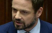 Rafał Trzaskowski: nie wymiękniemy. Żul musi uznać, że przegiął i przeprosić