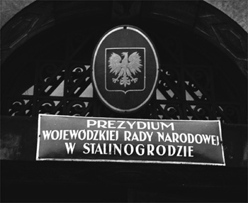 Już w dwa dni po śmierci Stalina Katowice na trzy i pół roku przemianowano na Stalinogród