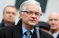 W�odzimierz Cimoszewicz: mo�liwa jest Polska bez Platformy