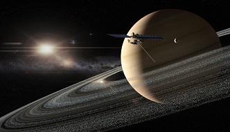 Będziemy musieli zasiedlić... księżyce Saturna? Tylko tam znajdziemy kończący się pierwiastek