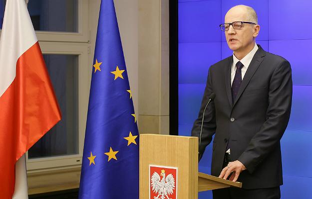 Rzecznik MSZ Artur Dmochowski