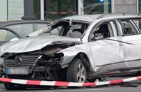 Wybuch bomby w samochodzie w Berlinie - zgin�� kierowca. Policja: to by�o zab�jstwo