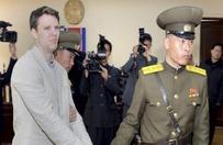 Bia�y Dom wzywa Kore� P�n. do u�askawienia skazanego studenta z USA