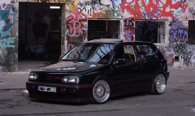 Volkswagen Golf III GTI: wiekowy sportowiec nadal godny uwagi ...