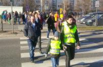 Potr�cenie 7-latka skutkuje protestem mieszka�c�w Goc�awia. MSWiA popiera ich inicjatyw�