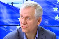 Marek Jurek: przewodnicz�cy PE powinien nauczy� si� demokracji
