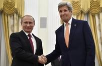W�adimir Putin i John Kerry rozmawiali o Ukrainie i Syrii