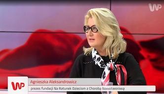 #dziejesienazywo: Działanie fundacji Na Ratunek Dzieciom z Chorobą Nowotworową