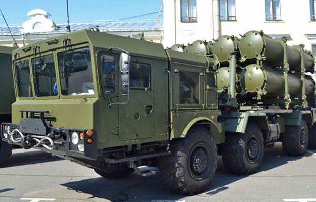 System rakietowy Bal, s�u��cy do zwalczania statk�w