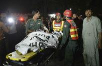 Pakistan: atak na szko�� policyjn�: zgin�o ponad 50 os�b; 100 rannych