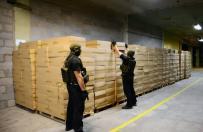 Pomorscy prokuratorzy zako�czyli �ledztwa ws. grup nielegalnie obracaj�cych tytoniem