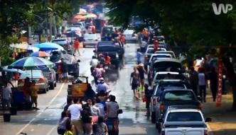 #dziejesienazywo: Songkran - tajski Nowy Rok