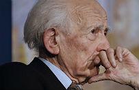 Prof. Zygmunt Bauman: gdyby nie by�o terroryst�w, trzeba by ich by�o wymy�li�