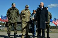 Macierewicz: kończą się negocjacje ws. wzmocnienia wschodniej flanki NATO