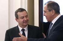 Szef MSZ Serbii: dla Unii Europejskiej nie narazimy na szwank dobrych relacji z Rosj�