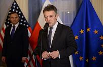 Burza wok� polskiego ambasadora w USA. Ryszard Schnepf odpowiada na zarzuty: to kampania oszczerstw