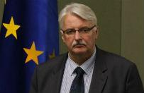B�dzie wymiana ministr�w w rz�dzie Beaty Szyd�o? Witold Waszczykowski mo�e zosta� cz�onkiem Parlamentu Europejskiego