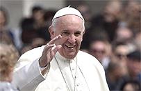 Papie� Franciszek odwiedzi uchod�c�w na wyspie Lesbos w Grecji