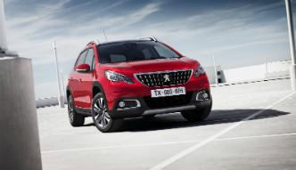 Ofensywa premier Peugeot