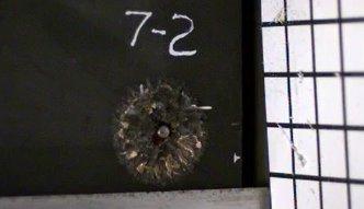Spieniony metal oprze się nawet pociskowi przeciwpancernemu