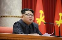 Kim Dzong Un nadzorowa� test silnika rakietowego