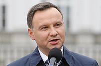 Andrzej Duda przed Pa�acem Prezydenckim: zwracam si� do wszystkich - wybaczmy sobie wzajemnie