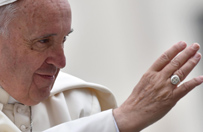 """Papie�: """"trzecia wojna �wiatowa, do�wiadcza jej znaczna cz�� ludzko�ci"""""""