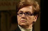 """Ostre s�owa Danuty Wa��sy do szefa PiS w sprawie aborcji. """"Co pan wie o �yciu pszcz�, jak pan w ulu nie mieszka"""""""