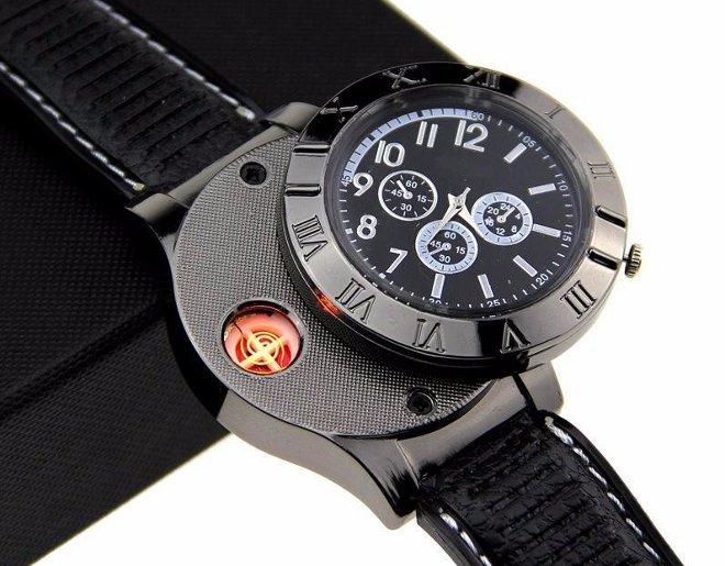 Zapalniczka, czy zegarek?