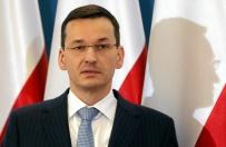 """Mateusz Morawiecki tłumaczy się ze swoich słów, że """"prawo nie jest najważniejsze"""""""