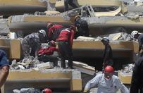 1700 zaginionych po trz�sieniu ziemi w Ekwadorze