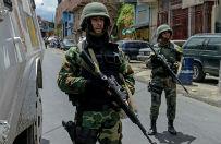 Wenezuela pogr��a si� w odm�tach bezprawia i przemocy. Na wojnie z przest�pczo�ci� cierpi� niewinni