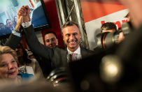 """Politico: wygrana kandydata skrajnej prawicy w Austrii to """"polityczny koszt przyjmowania uchod�c�w"""""""