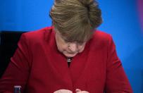 Angela Merkel w ogniu krytyki. Niemiecka prasa krytykuje wyst�pienie kanclerz po zamachach
