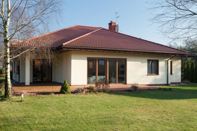 Dom parterowy nowy trend w budownictwie wp dom - Casas de una planta rusticas ...