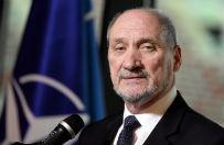 Macierewicz uderza w Komorowskiego: błędny system dowodzenia