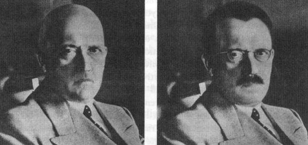 Rysopisy Hitlera przygotowane przez Tajną Służbę Stanów Zjednoczonych mające być przydatne przy jego identyfikacji na wypadek, gdyby przeżył wojnę