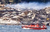 Katastrofa �mig�owca w Norwegii. Zgin�li wszyscy na pok�adzie - 13 os�b