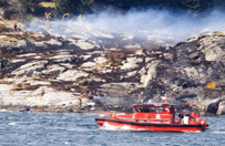 To najtragiczniejsza od wielu lat katastrofa w Norwegii