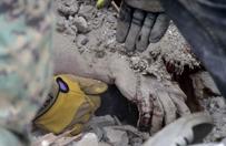 13 dni po trz�sieniu ziemi uratowano �yw� ofiar� w Ekwadorze