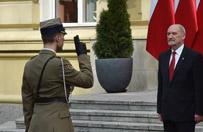 Macierewicz: przestali�my by� drugorz�dnym cz�onkiem NATO