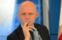 Sza�amacha zdradza kulisy dymisji ze stanowiska ministra finans�w