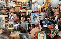 Zamieszki podczas obchod�w Dnia Zwyci�stwa na Ukrainie