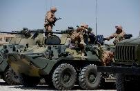 Napi�ta sytuacja mi�dzy Rosj� a Ukrain�
