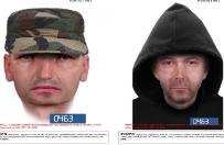 Policja poszukuje sprawc�w brutalnego napadu w Opatowie. Opublikowano ich portrety pami�ciowe